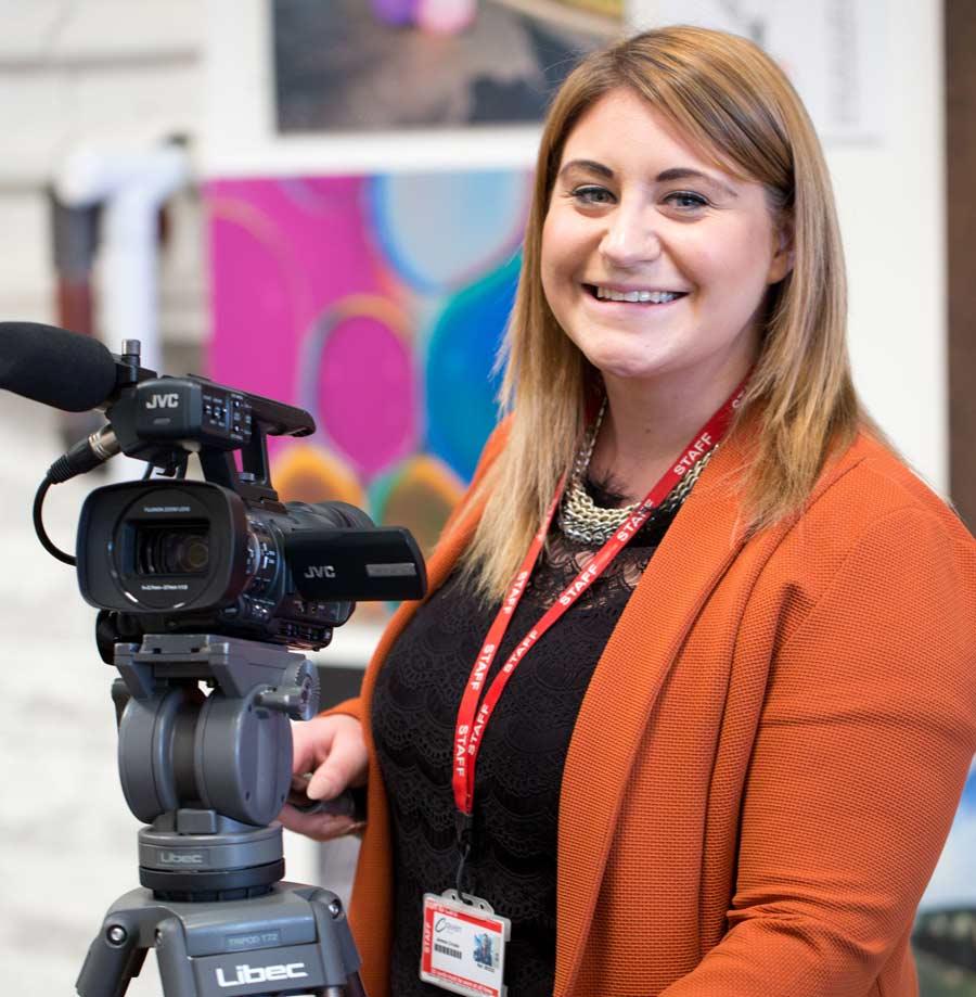 Staff Profile - Jemma Crozier