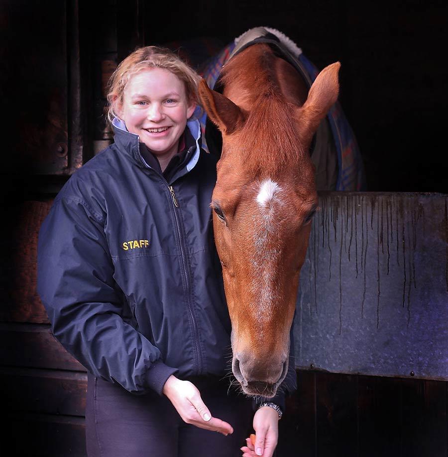 Staff Profile - Joanna Baxter