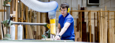 joinery 1 400x150 - Joinery Apprenticeships