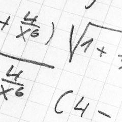 Maths title