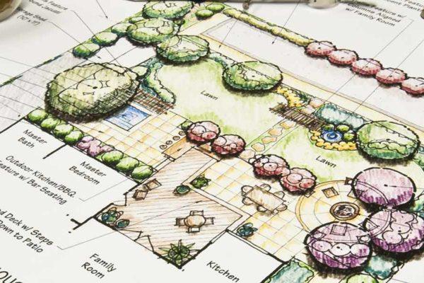 Garden 600x400 - Garden Design & Horticulture