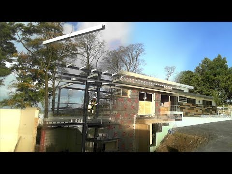 Building the Animal Management Centre Time-lapse