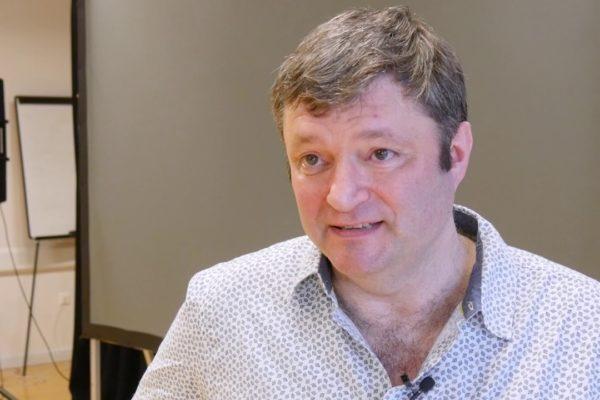 A Talk with Author Gavin Jones
