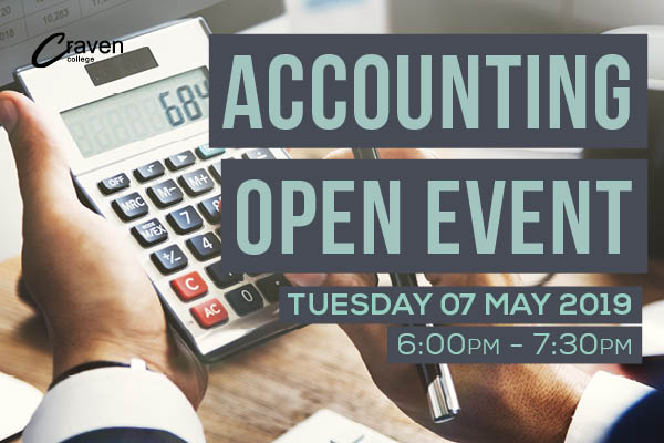 Accounting Open Event