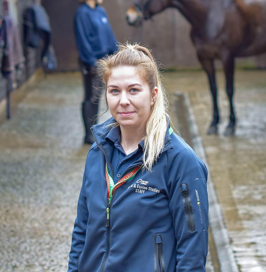 Staff Profile - Jenny Huxall