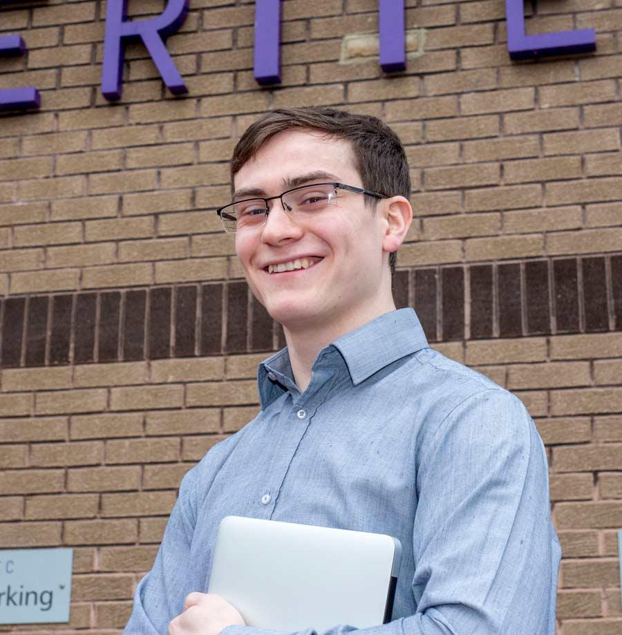 Staff Profile - Alex Bullock