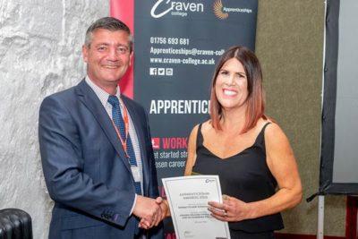 Barnetts2 400x267 - Apprenticeship Awards 2019