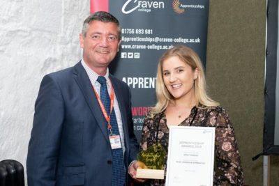 Emily Hodges 400x267 - Apprenticeship Awards 2019