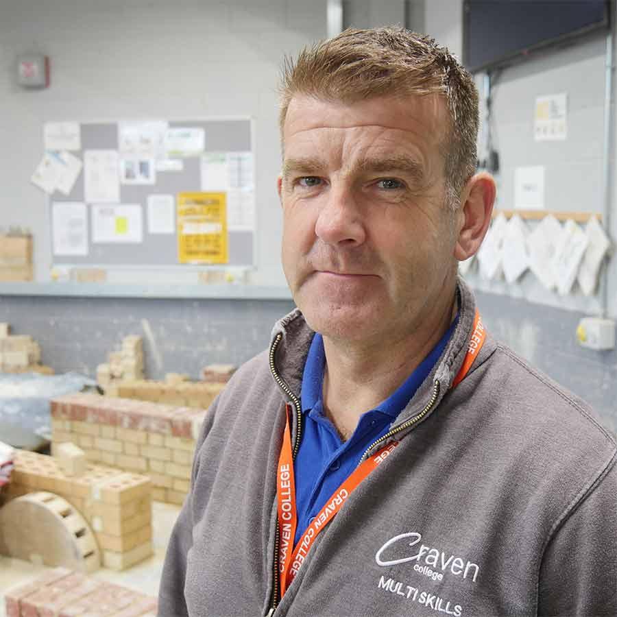 Staff Profile - Ian Maltby