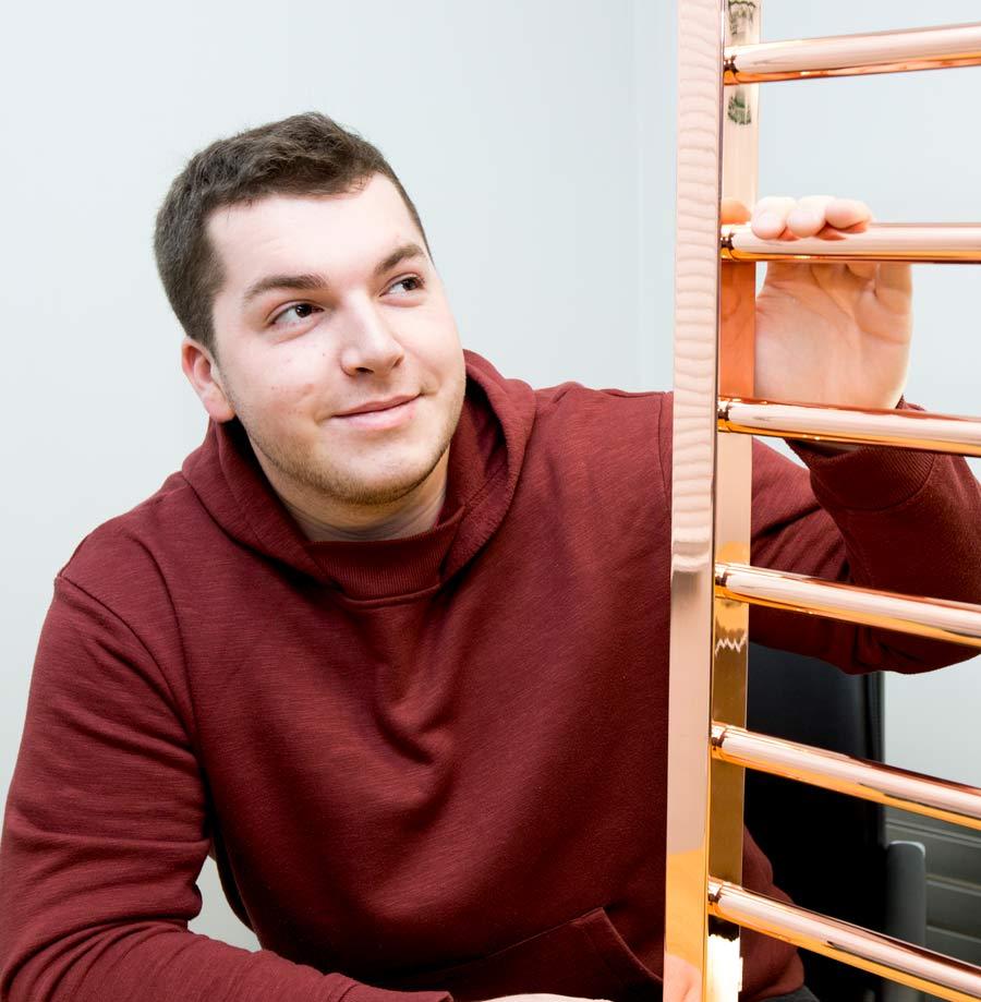 Staff Profile - Jonathan Fairlie