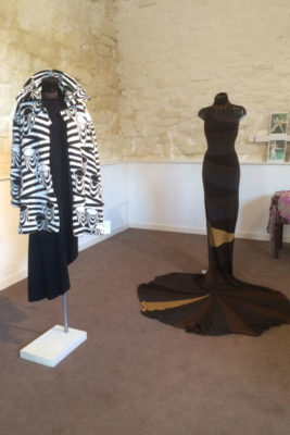 WEBUnknown 2 267x400 - Two Successful Exhibitions for Fashion Tutor