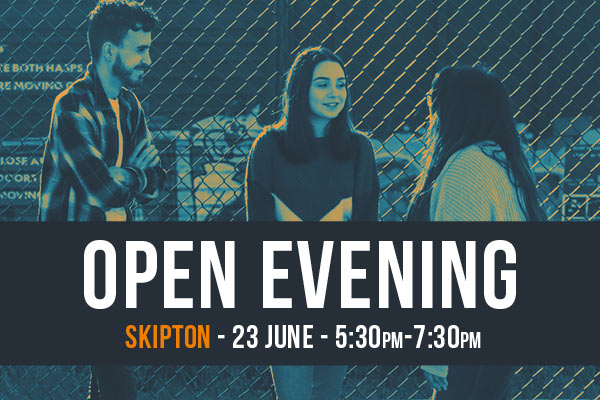EVENTS 2019 all sizes31 - Open Evening - Skipton