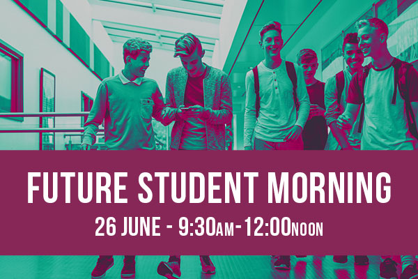 FSM - Future Student Morning