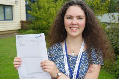 WEB Felicity Sreeves2 400x267 - GCSE English And Maths Resit Success