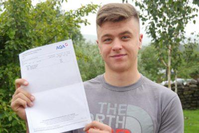 WEB Jack Marsh4 400x267 - GCSE English And Maths Resit Success