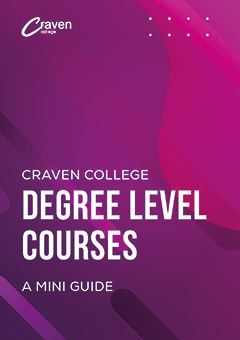 Degree Level Course Guide