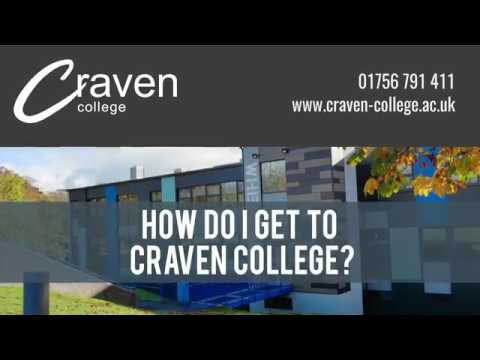 How Do I Get to Craven College?