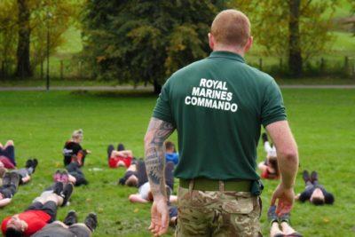WEB P1570769 400x267 - Visit from the RAF & Royal Marines