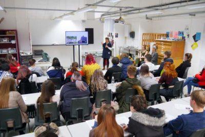 WEB P1590138 400x267 - Hinterlands Film Festival Promotion At Craven College