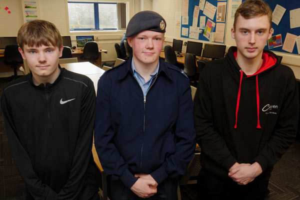 Ex Public Services Student Returns to give Inspirational Talk -