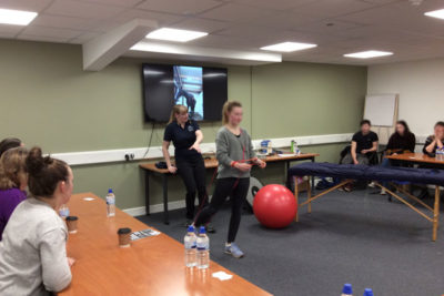WEB IMG 3986 400x267 - Physiotherapist Lecture with Sarah Rennison