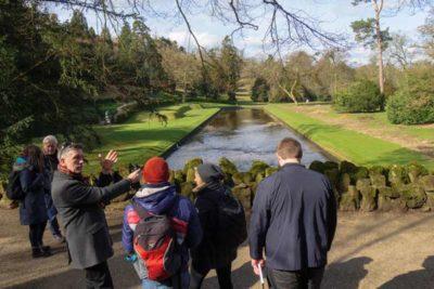 P1650201 400x267 - Garden Design Visit Fountains Abbey alt