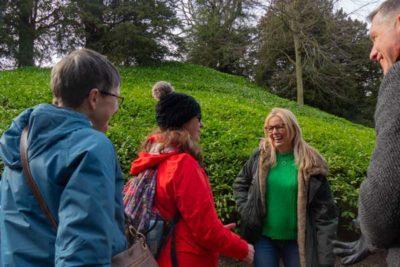 P1650252 400x267 - Garden Design Visit Fountains Abbey alt