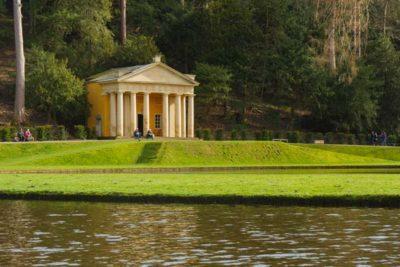 P1650297 400x267 - Garden Design Visit Fountains Abbey alt
