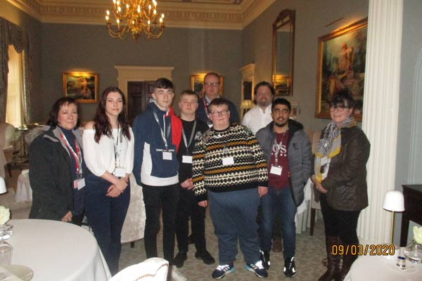 Catering Students Visit Michelin Star Restaurant