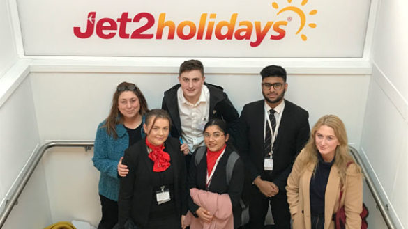 web Day 2 585x329 - Work Experience with Jet2