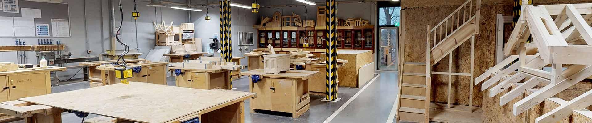 Carpentry & Joinery alt