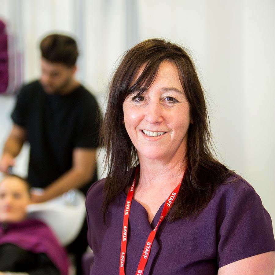 Staff Profile - Diane Elwiss