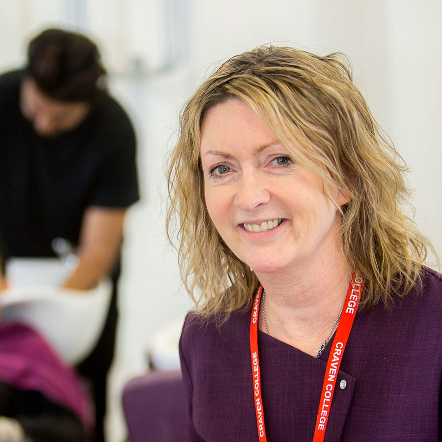 Staff Profile - Sue Woodall