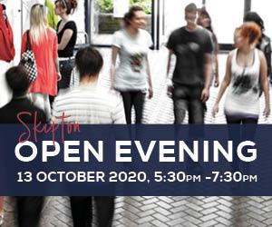 Open Evening – Skipton