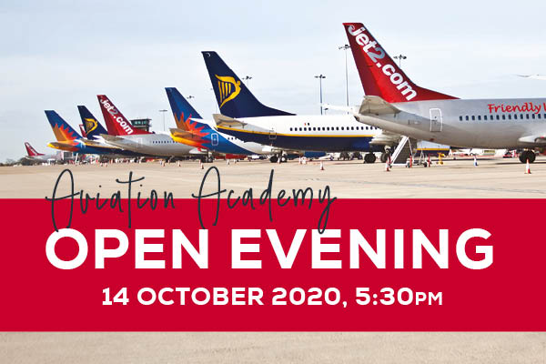 Open Evening – Aviation Academy
