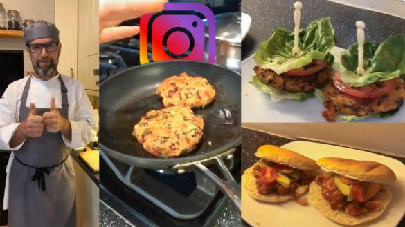 Vegan BBQ Food | Cookalong Livestream