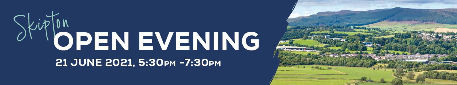 Open Evening – Skipton 89432