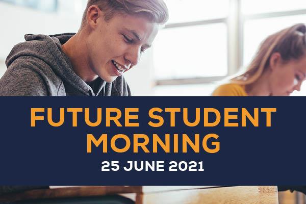 Future Student Morning - 89436