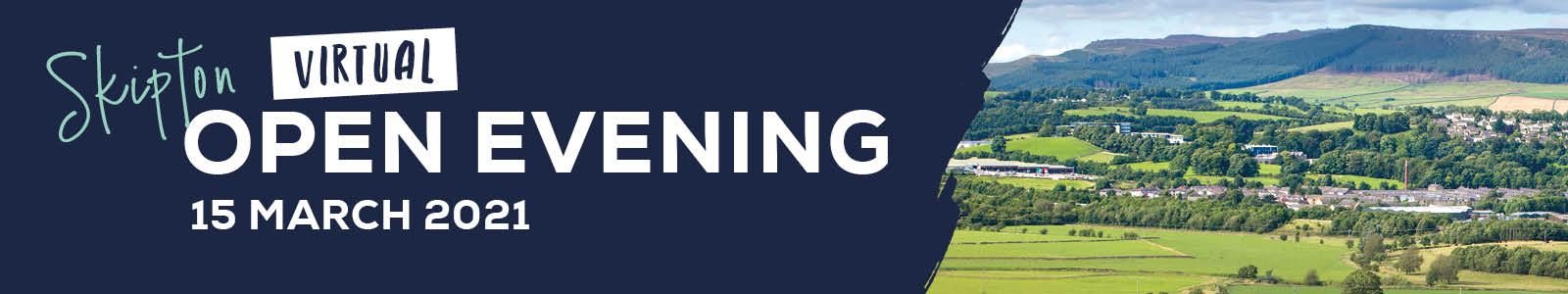 Virtual Open Evening – Skipton 89421