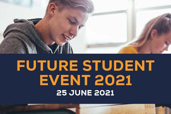 Future Student Event 2021 - 89436