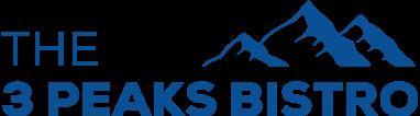 The 3 Peaks Bistro logo