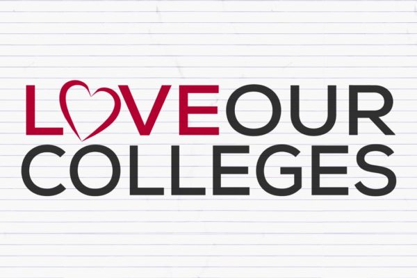 An Ode to Colleges #LoveOurColleges