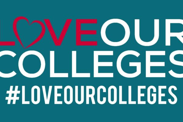 Colleges Week 2020 #loveourcolleges