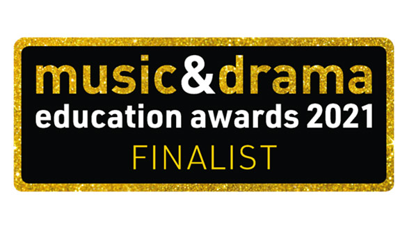 Performing Arts Department Shortlisted for National Award!