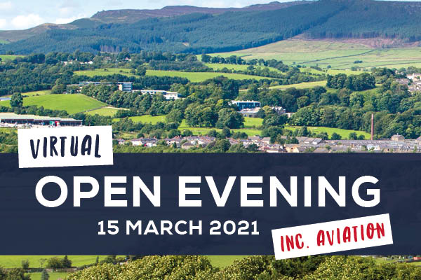 Virtual Open Evening - 89421
