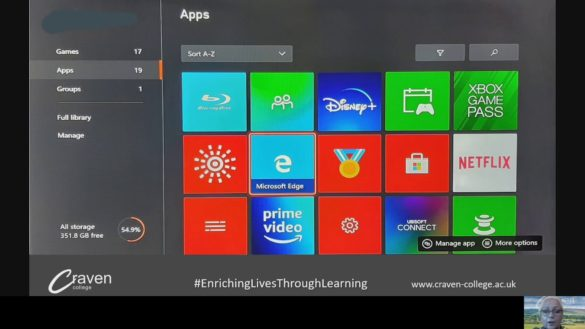 Access Teams On Xbox, PlayStation Or Smart TV - 91277
