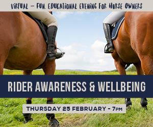 Rider Awareness & Wellbeing92034
