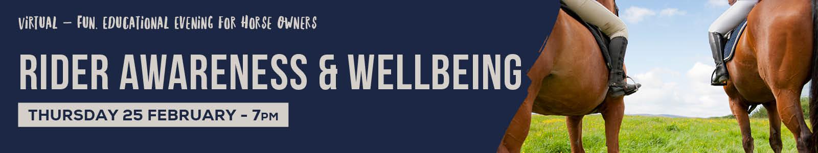 Rider Awareness & Wellbeing 92034