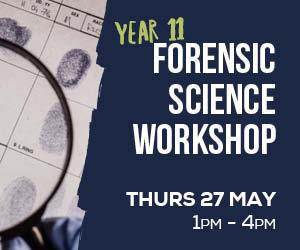 Yr 11 Forensic Science Workshop93257