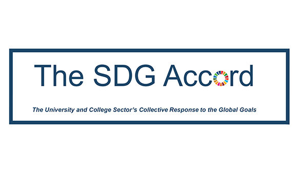Craven College First to Sign up for Sustainable Development Goals - 93255